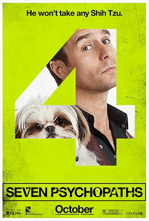Seven Psychopaths Posters - 4