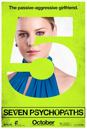 Seven Psychopaths Posters - 5