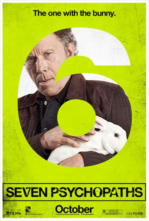 Seven Psychopaths Posters - 6