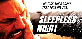 Sleepless Night Official Poster