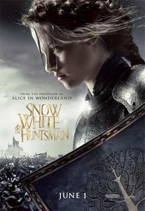 Snow White and the Huntsman - Snow White Poster