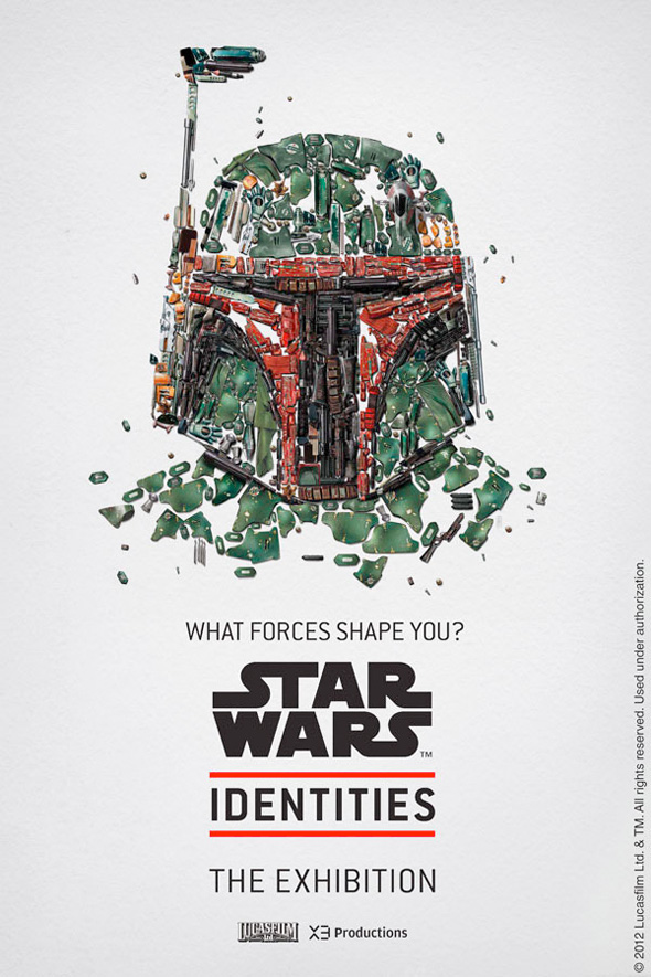Star Wars: Identities - Boba Fett Poster