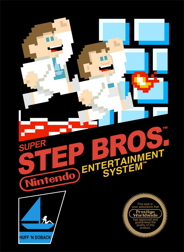 Step Brothers Exhibition - Nintendo