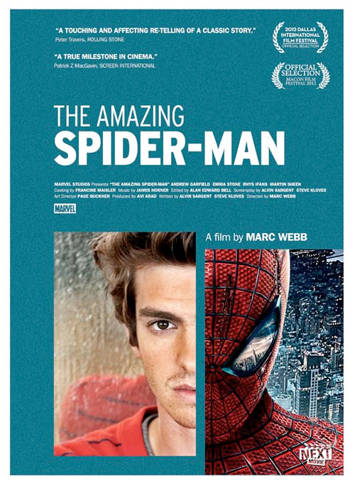 Summer Indie Poster - The Amazing Spider-Man