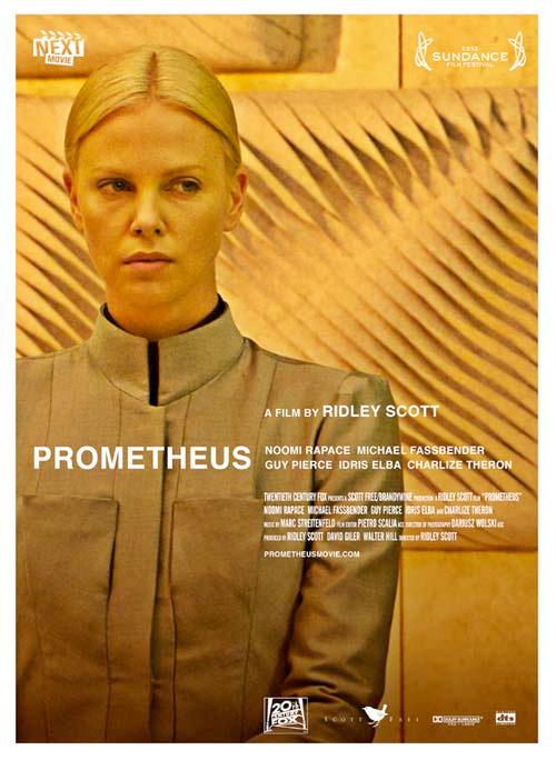 Summer Indie Poster - Prometheus