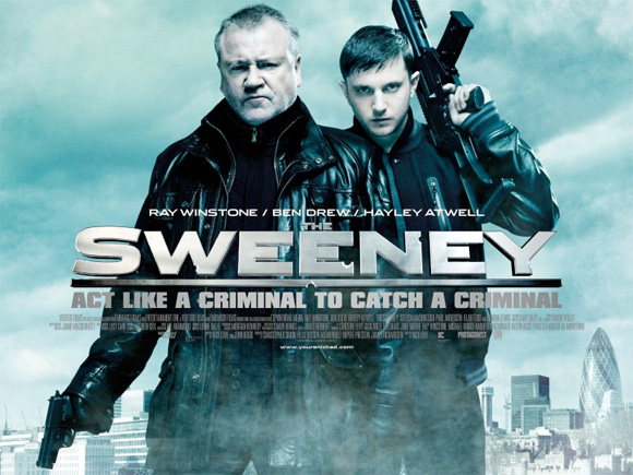 The Sweeney - UK Quad Poster