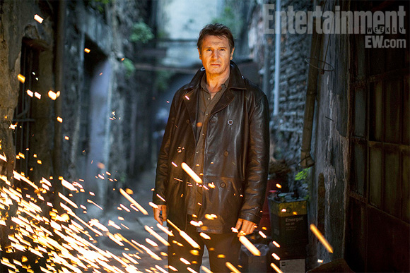 Taken 2 - First Look - Sparks