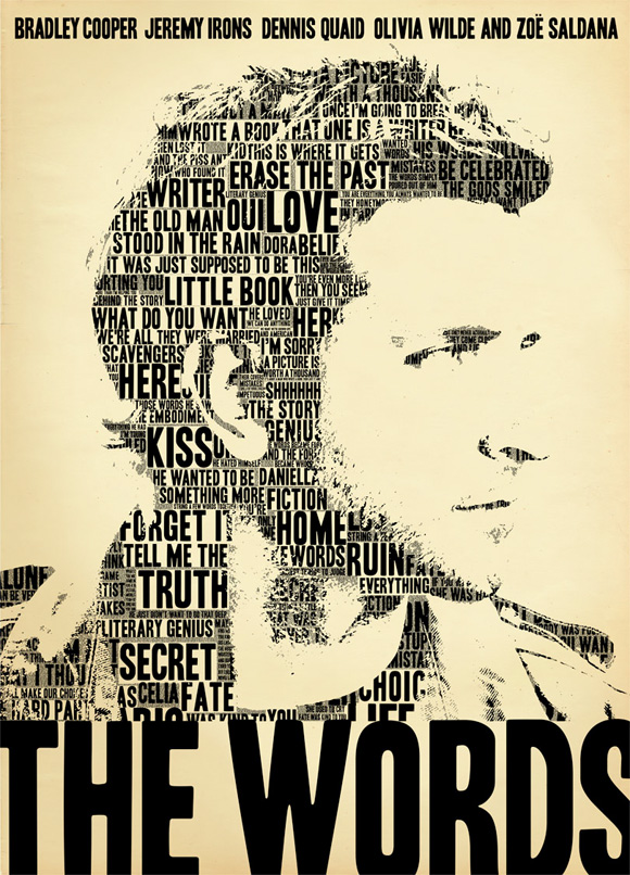The Words Teaser Poster -