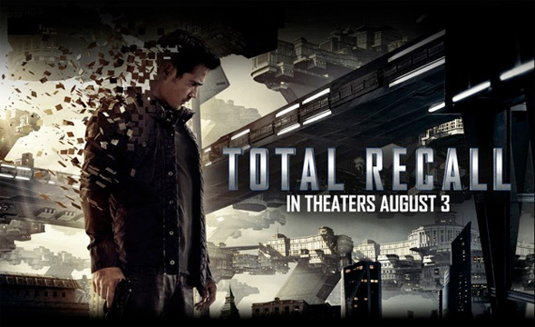 Total Recall - Promo Banner