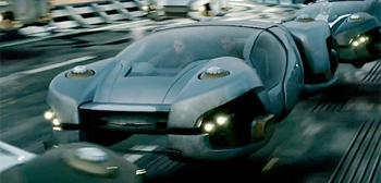 Total Recall Hover Car Featurette