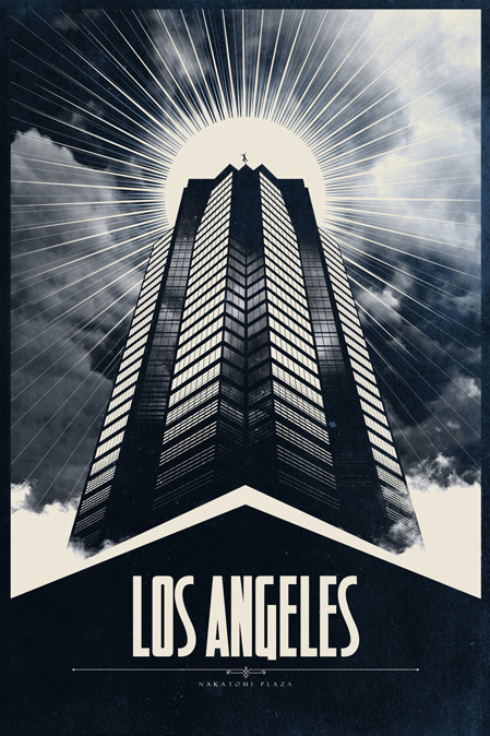 Vintage Travel Posters - Los Angeles