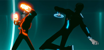 Tron: Uprising - Beck's Beginning