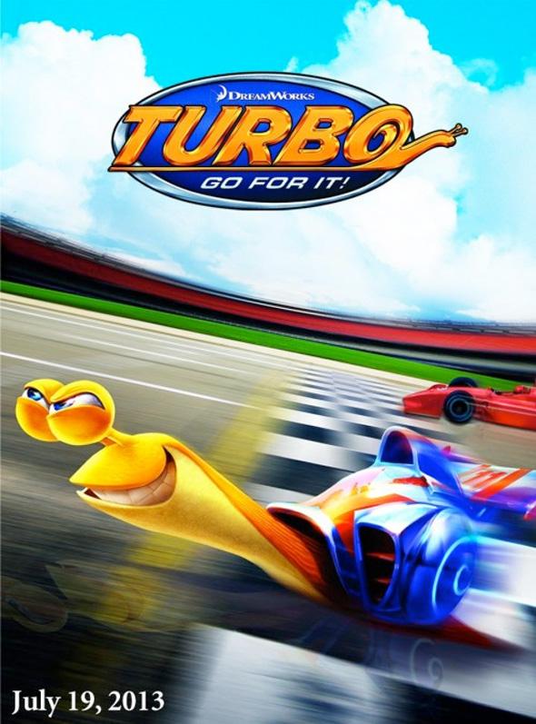 Turbo - Promo Poster