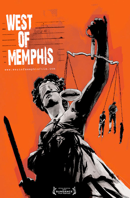 West of Memphis Sundance Poster