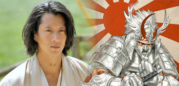 Will Yun Lee / Silver Samurai