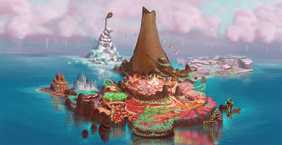 Wreck-It Ralph - Sugar Rush