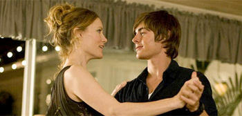 Leslie Mann and Zac Efron