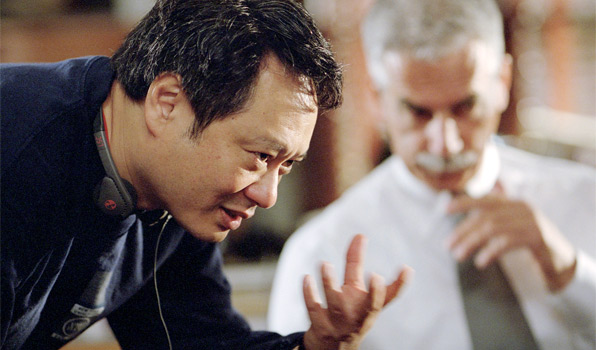 Ang Lee Interview - Hulk