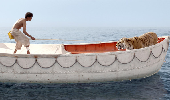 Ang Lee Interview - Life of Pi