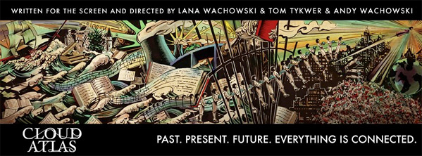 Cloud Atlas Soundtrack Banner