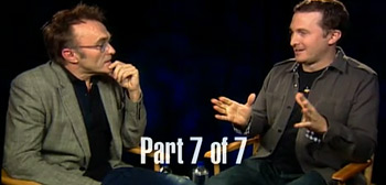 Darren Aronofsky & Danny Boyle