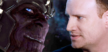 Thanos / Kevin Feige