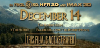 HFR 3D The Hobbit