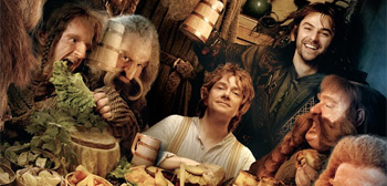 Bilbo in The Hobbit