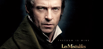 Jean Valjean Hugh Jackman