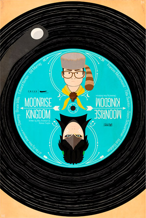 Moonrise Kingdom Fan Art