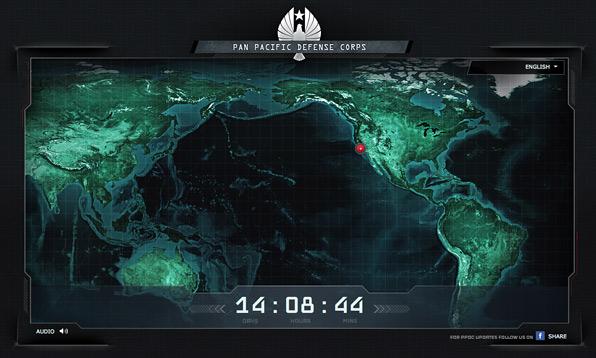 Pacific Rim Kaiju Alert