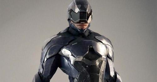 RoboCop Armor Concept Art