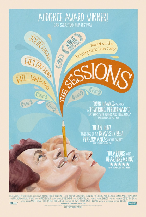 The Sessions International Poster