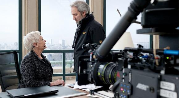 Sam Mendes Directing Skyfall