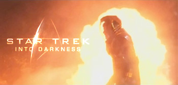 Star Trek Into Darkness Clip Footage