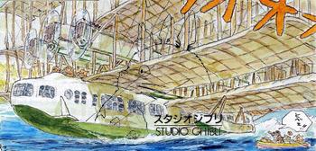 Studio Ghibli / The Wind Rises