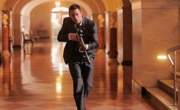 White House Down - First Look 1