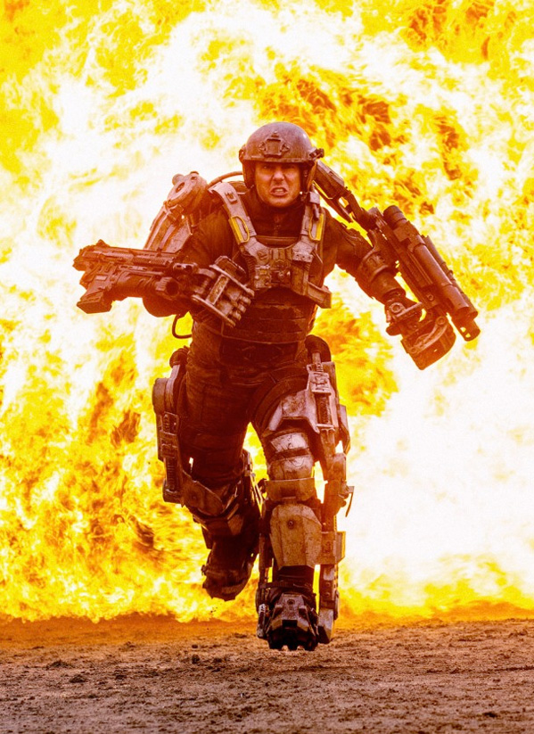 Tom Cruise in All You Need is Kill