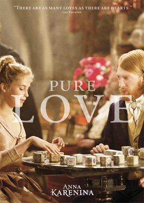 Anna Karenina - Love Poster 6