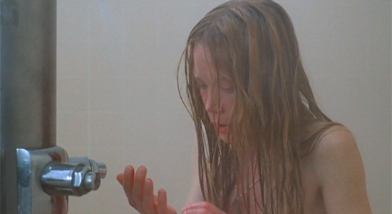 Carrie - Shower