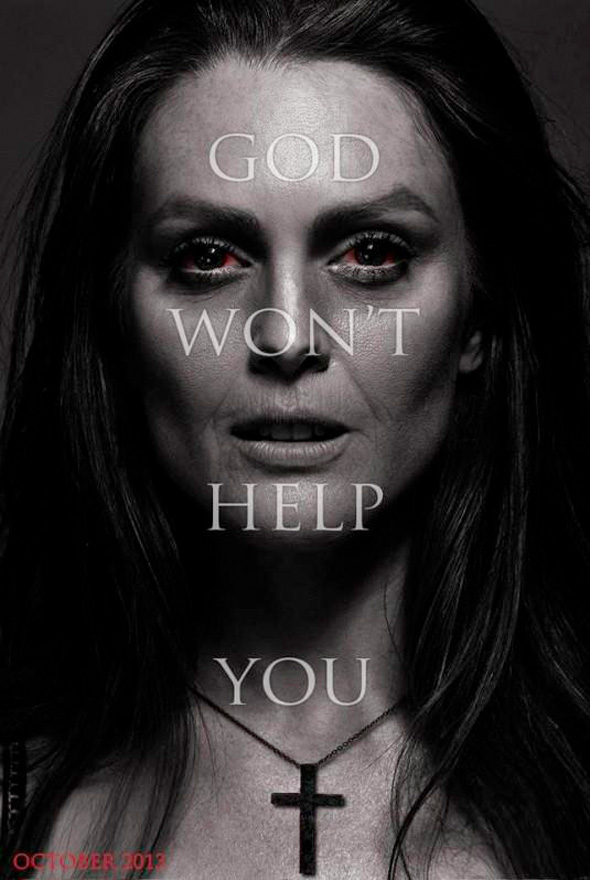 Carrie - Julianne Moore Poster