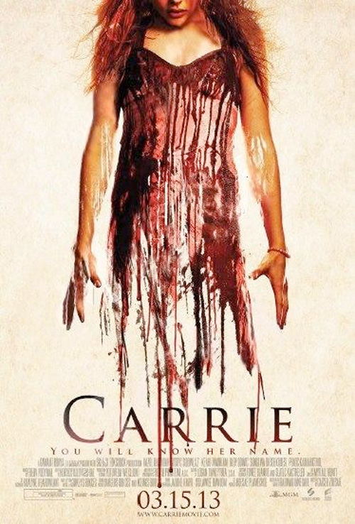 Carrie - New Poster