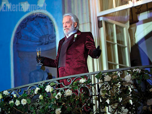 The Hunger Games: Catching Fire - President Snow
