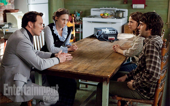 The Conjuring - First Look - Farmiga, Wilson, Livingston and Taylor