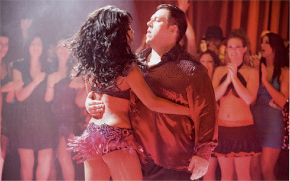 Cuban Fury - First Look - Nick Frost