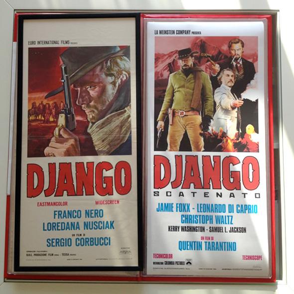 Django Unchained / Django Posters