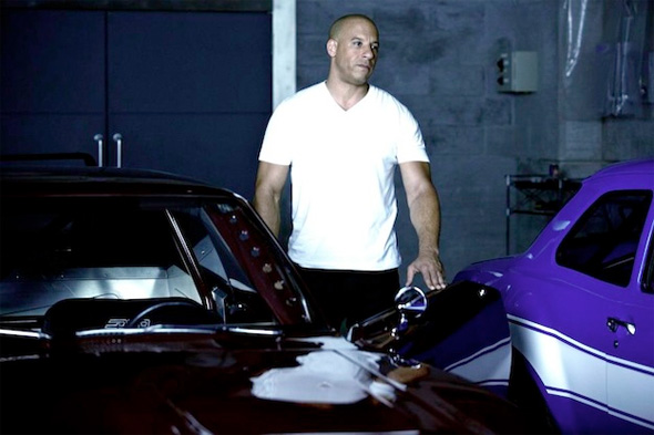 Vin Diesel Fast And Furious 6 Car New 'Fast &...