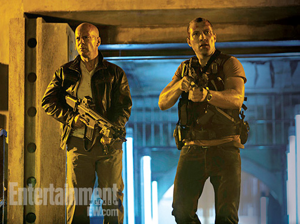 A Good Day to Die Hard - First Look