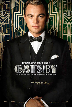 The Great Gatsby - Character Posters - Leonardo DiCaprio