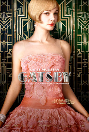 The Great Gatsby - Character Posters - Carey Mulligan